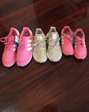 Tennis Shoes For the Entire Family