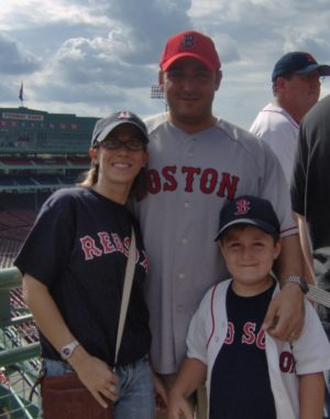 Making Memories to Last a Lifetime My husband is a huge Boston Red Sox fan. Way back when he turned 30, I surprised him with tickets to Fenway Park. And so the tradition and memories began.