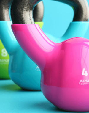 Liven Up Your Workout With Kettlebells Kettlebells are making a big comeback and people are discovering how effective they are for shaping up and losing weight in less time.